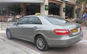 Taxi Platanias